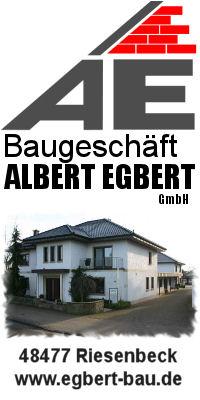 Albert Egbert Baufachgeschäft in Riesenbeck
